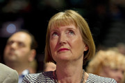 Harriet Harman attends her tribute during the first day of the Labour Party Autumn Conference on September 27, 2015 in Brighton, England. The former acting labour leader recently stepped down after 28 years on the front bench.