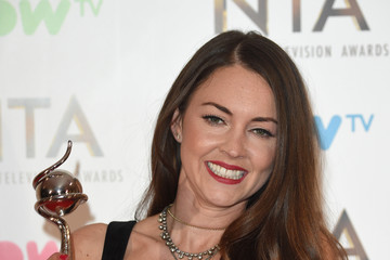 Lacey Turner National Television Awards - Winners Room