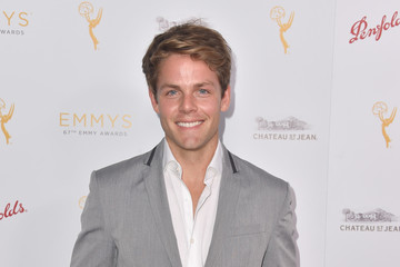 Lachlan Buchanan Television Academy Hosts Cocktail Reception To Celebrate Daytime Programming Peer Group