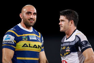 Lachlan Coote NRL Rd 14 - Eels vs. Cowboys