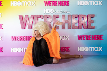 """Lady Bunny Los Angeles Premiere Of Season 2 Of HBO's Unscripted Series """"WE'RE HERE"""""""