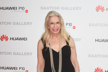 Lady Colin Campbell Saatchi Gallery Opening of New Exhibition 'From Selfie to Self-Expression'