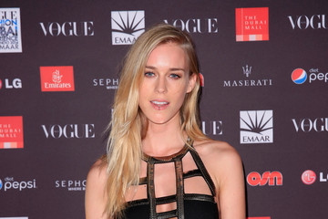 Lady Mary Charteris Vogue Fashion Dubai Experience Arrivals