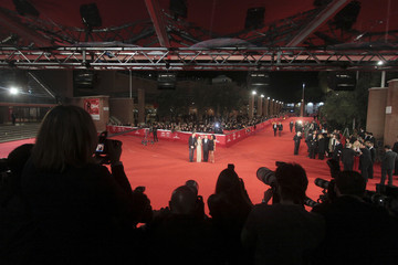 """Michelle Yeoh David Thewlis """"The Lady"""" Premiere And Opening Ceremony - 6th International Rome Film Festival"""