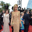 Lady Victoria Harvey 'Loveless (Nelyubov)' Red Carpet Arrivals - The 70th Annual Cannes Film Festival