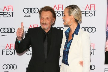 Laeticia Hallyday AFI FEST 2016 - Opening Night Premiere Of 'Rules Don't Apply' - Red Carpet