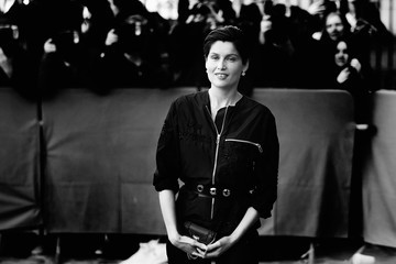Laetitia Casta Alternative View - Paris Fashion Week - Womenswear Fall/Winter 2015/16
