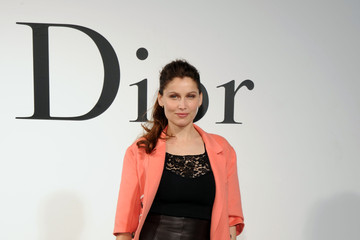 Laetitia Casta Christian Dior Cruise 2015 Show In New York City