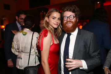 Laine Neil Premiere Of CBS All Access' 'Strange Angel' - After Party
