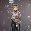 Lainey Wilson 2021 CMT Artist of the Year - Red Carpet