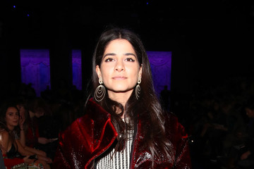 Lainy Hedaya Anna Sui - Front Row - February 2017 - New York Fashion Week: The Shows