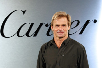 Laird Hamilton Cartier Celebrates The Launch Of Santos de Cartier Watch - Photocall