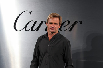Laird Hamilton Cartier Celebrates The Launch Of Santos de Cartier Watch - Arrivals