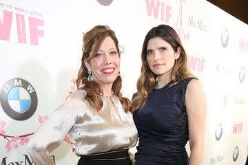 Lake Bell Women in Film 2017 Crystal + Lucy Awards Presented by Max Mara and BMW - Red Carpet