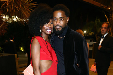Lakeith Stanfield Michael Che and Colin Jost's Emmys After Party Presented by Google
