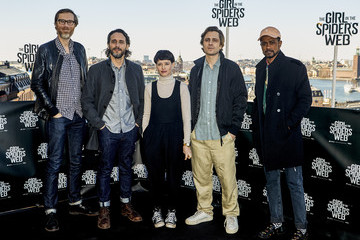 Lakeith Stanfield The Girl In The Spider's Web - Stockholm Photocall