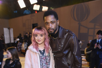 Lakeith Stanfield Coach 1941 - Front Row - February 2019 - New York Fashion Week