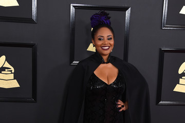Lalah Hathaway The 59th GRAMMY Awards - Arrivals