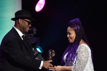 Lalah Hathaway The 58th GRAMMY Awards - Premiere Ceremony