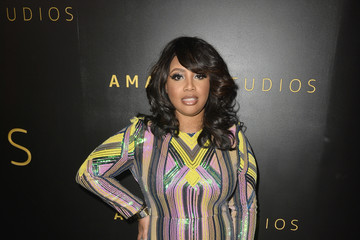 Lalah Hathaway Amazon Studios Golden Globes After Party - Arrivals