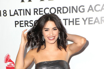 Lali Esposito The Latin Recording Academy's 2018 Person Of The Year Gala Honoring Mana - Red Carpet