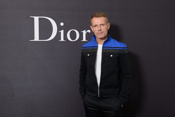 Lambert Wilson Dior Homme : Photocall - Paris Fashion Week - Menswear Spring/Summer 2018