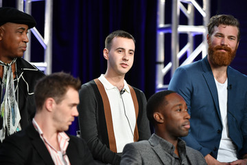 Lamont Thompson Sam Keeley 2020 Winter TCA Tour - Day 8