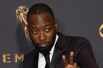 Lamorne Morris 69th Annual Primetime Emmy Awards - Arrivals