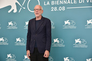 "Pascal Greggory attends ""Lan Xin Da Ju Yuan"" (Saturday Fiction) photocall during the 76th Venice Film Festival on September 04, 2019 in Venice, Italy."