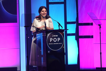 Lana Del Rey 2018 ASCAP Pop Music Awards - Show