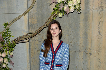 Lana Del Rey Gucci Bloom, Fragrance Launch Event at MoMA PS1 in New York