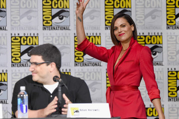 Lana Parrilla Comic-Con International 2017 - ABC's 'Once Upon A Time' Panel