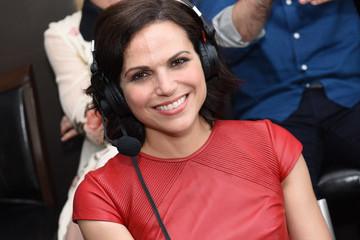 Lana Parrilla SiriusXM's Entertainment Weekly Radio Channel Broadcasts From Comic-Con 2016 - Day 3