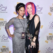 Lana Wachowski  Busboys and Poets' Peace Ball: Voices of Hope and Resistance