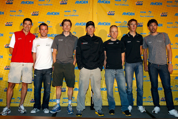 Tour of California Press Conference