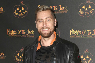 Lance Bass Nights Of The Jack Halloween Activation Launch Party