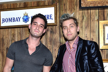 Lance Bass 5th Annual Bombay Sapphire Artisan Series Finale