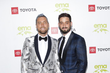 Lance Bass 2nd Annual Environmental Media Association (EMA) Honors Benefit Gala - Arrivals
