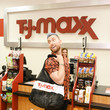 Lance Bass T.J.Maxx And Lance Bass Take 'The Changing Room' In-Store