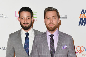 Lance Bass 25th Annual Race To Erase MS Gala - Arrivals