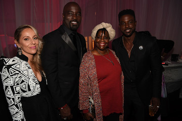 Lance Gross 48th NAACP Image Awards -  After Party