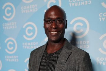 Lance Reddick Comedy Central Pre-Emmys Party