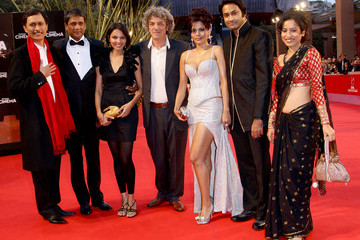 Samrat Chakrabarti Lancia On The Red Carpet At The 5th International Rome Film Festival: October 31, 2010