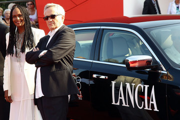 Zeudi Araya Lancia On The Red Carpet At The 68th Venice Film Festival - September 9, 2011