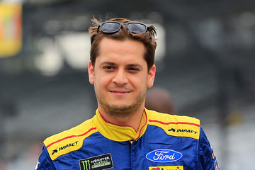 Landon Cassill Indianapolis Motorspeedway - Day 2