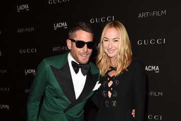 Lapo Elkann Arrivals at the LACMA Art + Film Gala — Part 2