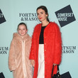Lara Bohinc Skate At Somerset House With Fortnum And Mason VIP Launch - Red Carpet Arrivals