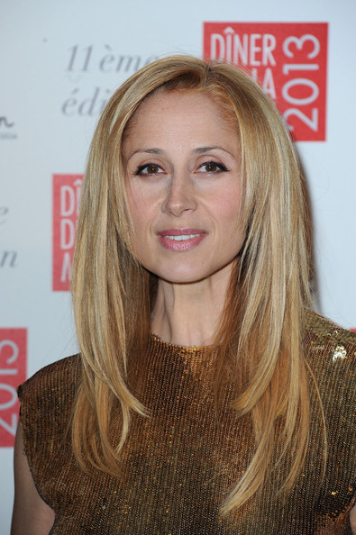 Lara Fabian - Sidaction Gala Dinner 2013 - Photocall