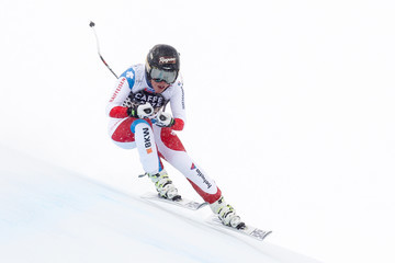 Lara Gut Audi FIS Alpine Ski World Cup - Men's and Women's Downhill