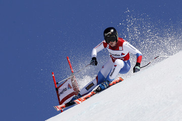Lara Gut Audi FIS World Cup: Women's Super G